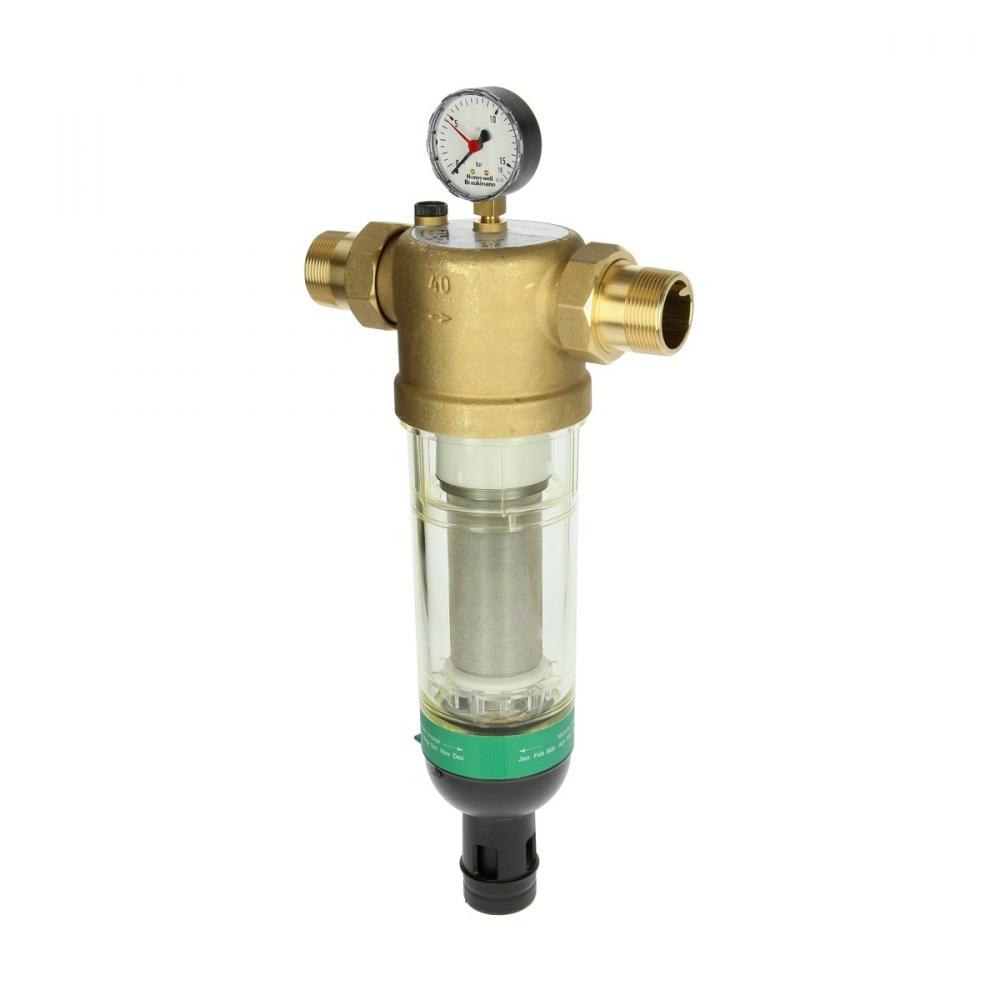 На изображении Фильтр механической очистки HoneyWell (Resideo Braukmann) F76S-2AA