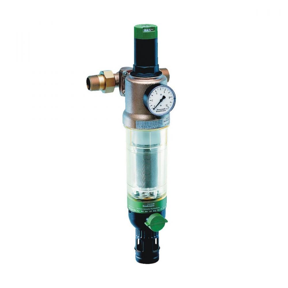 На изображении Фильтр механической очистки HoneyWell (Resideo Braukmann) FK76CS-3/4AA
