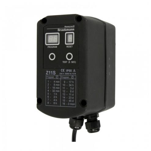 Фото 3 - На изображении Автоматический привод промывочного устройства Honeywell Z11AS-1/2A