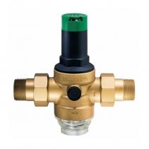 На изображении Редуктор понижения давления HoneyWell (Resideo Braukmann) D06F-3/4A для холодной воды