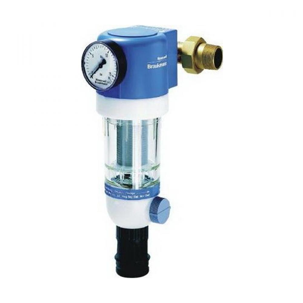 На изображении Фильтр механической очистки HoneyWell F74C-3/4AA
