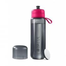 На изображении Фильтр-бутылка для воды Fill and Go Active Pink