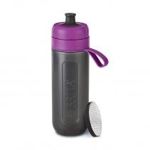 На изображении Фильтр-бутылка для воды Fill and Go Active Purpure