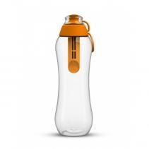 На изображении Фильтр-бутылка для воды Dafi Orange