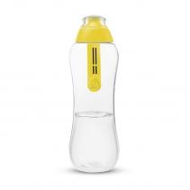 На изображении Фильтр-бутылка для воды Dafi Yellow