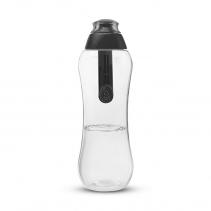 На изображении Фильтр-бутылка для воды Dafi Black
