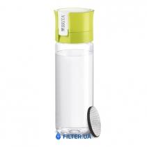 На изображении Фильтр-бутылка для воды Fill and Go Vital Lime