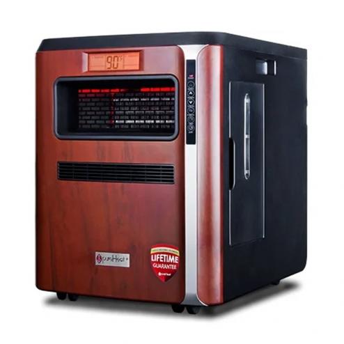 Фото 2 - На изображении Система для очистки воздуха GreenTech PureHeat+ Professional
