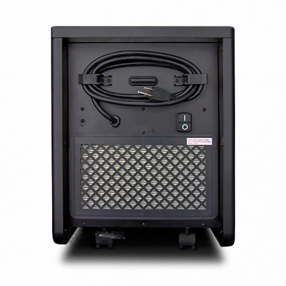 На изображении Система для очистки воздуха GreenTech PureHeat+ Professional