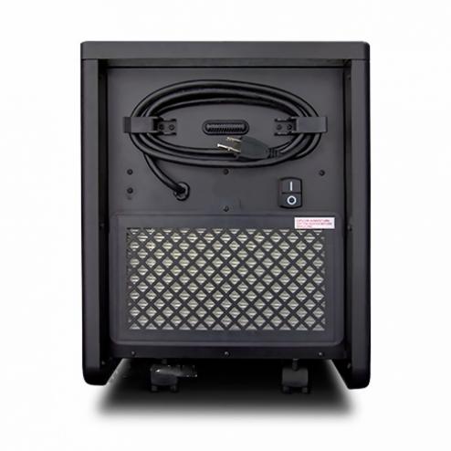 Фото 3 - На изображении Система для очистки воздуха GreenTech PureHeat+ Professional
