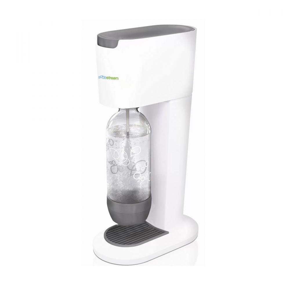 На изображении Аппарат для газирования воды Sodastream Genesis Белый