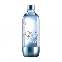 На изображении Бутылка с металлическим дном 1л Sodastream