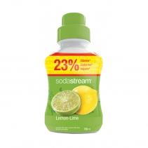 На изображении Сироп Sodastream Lemon Lime 500 мл