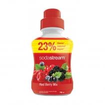 На изображении Сироп Sodastream Red Berry 500 мл