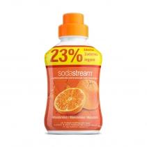 На изображении Сироп Sodastream Pink Grapefruit 500 мл