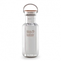 На изображении Бутылка Klean Kanteen Reflect 800ml Mirrored Stainless