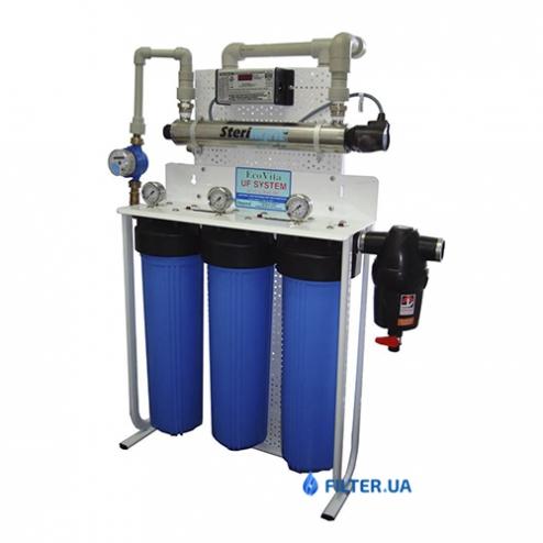 Фото 1 - На изображении Система ультрафильтрации Evita Ecovita NFYD-630 без бака