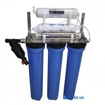 На изображении Система ультрафильтрации Evita Ecovita UV-240 без бака