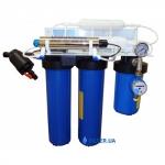 Фото 1 - На изображении Система ультрафильтрации Evita Ecovita UV-480 без бака