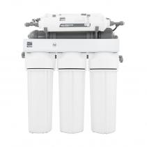На изображении Фильтр обратного осмоса Platinum Wasser RO 6P PLAT-F-ULTRA 6B с насосом
