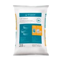 Соль таблетированная Organic(по 25 кг)
