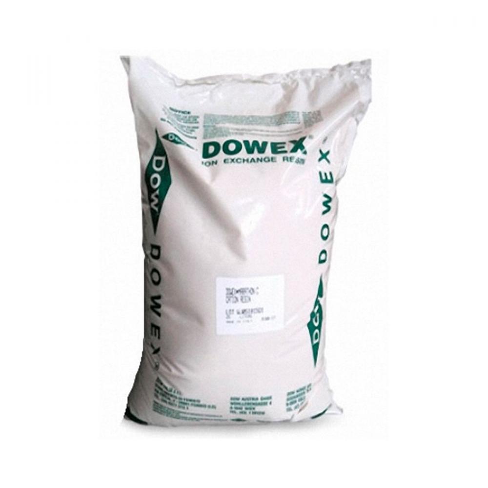 На изображении Катионит сильнокислотный DOWEX HCRS/S умягчения, 25 кг