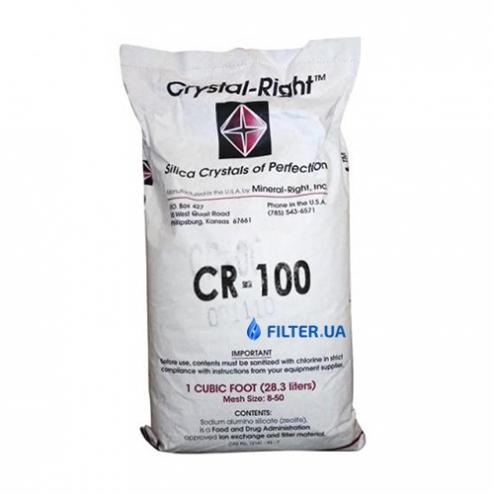 Фото 1 - На изображении Crystal-Right CR 100 Фильтрующая загрузка