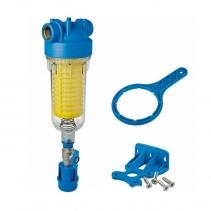 """На изображении Самопромывной фильтр для воды HYDRA 1 1/2"""" ATLAS FILTRI"""