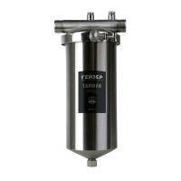Фильтр комплексной очистки Гейзер Тайфун ВВ10 без картриджа