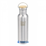 На изображении Термофляга Klean Kanteen Reflect Insulated Brushed Stainless 592 ml