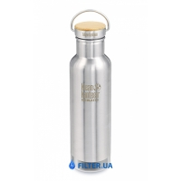 Термофляга Klean Kanteen Reflect Insulated Brushed Stainless 592 ml