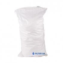 """На изображении Соль таблетированная """"Первый сорт"""", для систем умягчения воды, мешок 25 кг"""
