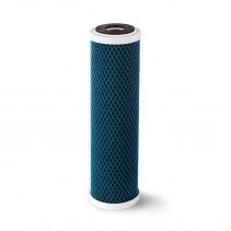 На изображении Картридж из углеродного волокна с бактериостатической добавкой серебра Гейзер MMB-10SL