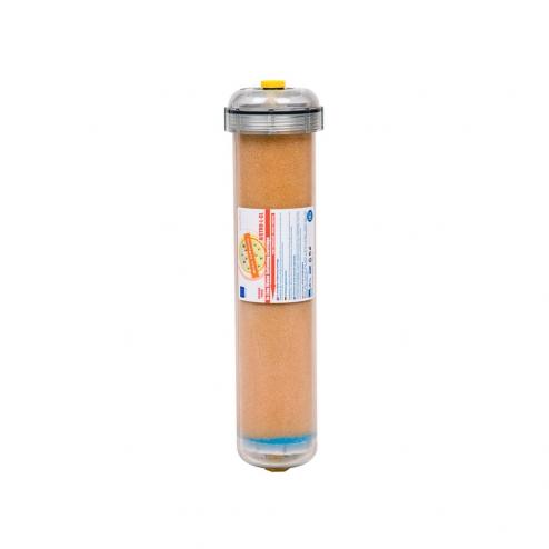 Фото 1 - На изображении Картридж умягчения воды Aquafilter AISTRO-L-CL