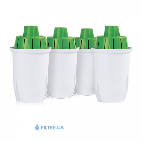 Фото 3 - На изображении Комплект картриджей 3+1 для фильтра-кувшин Наша Вода