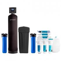 На изображении Готовое решение очистки воды Organic Classic 2