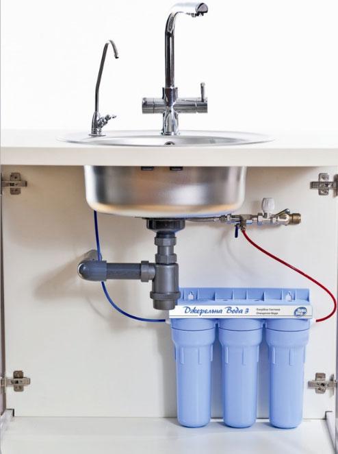 Как правильно выбрать фильтр для воды - читайте