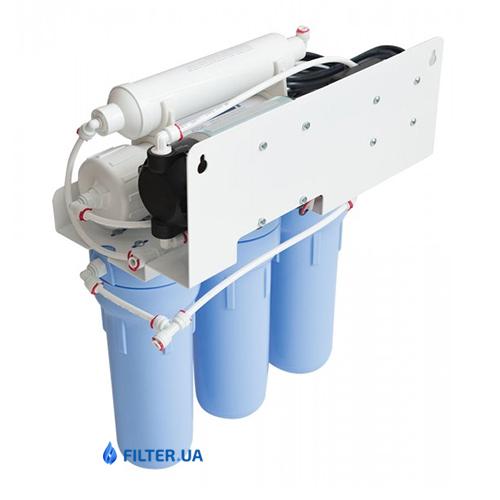 На изображении Фильтр обратного осмоса Наша Вода Absolute 5-50 P