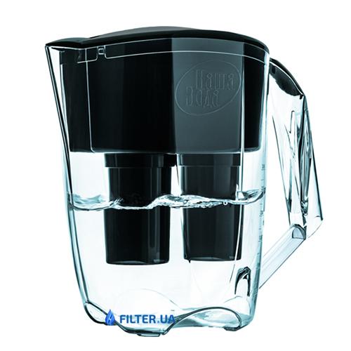 На изображении Фильтр-кувшин Наша Вода Duo