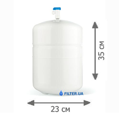 На изображении Фильтр обратного осмоса Filter 1 (Ecosoft) RO 6-36M