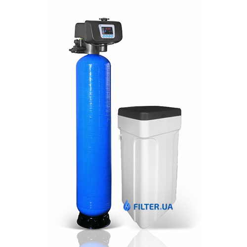 На изображении Фильтр умягчения Bluefilters AS-B-BD30