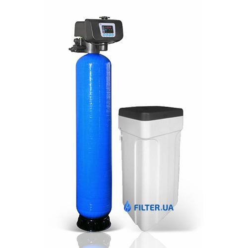 На изображении Фильтр умягчения Bluefilters AS-B-BD40