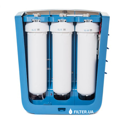 На изображении Фильтр обратного осмоса Bluewater Kuna Cleone (Zepter)