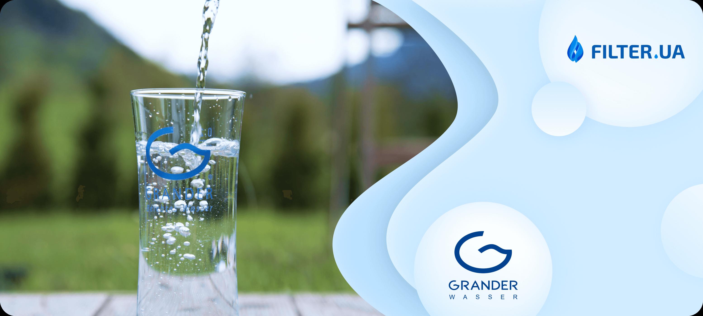 Grander Wasserbelebung