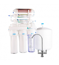 Фільтр зворотного осмосу Leader Standart RO-7 Antioxidant