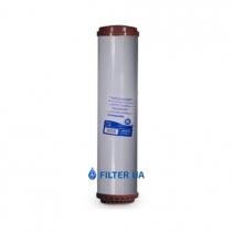 На зображенні Картридж ізнезалізнюючий Aquafilter FCCFE20BB