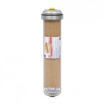 На зображенні Картридж пом'якшення води Aquafilter AISTRO-L-CL