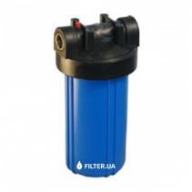 На зображенні Фільтр Ecosoft Big Blue 10 з вугільним картриджем