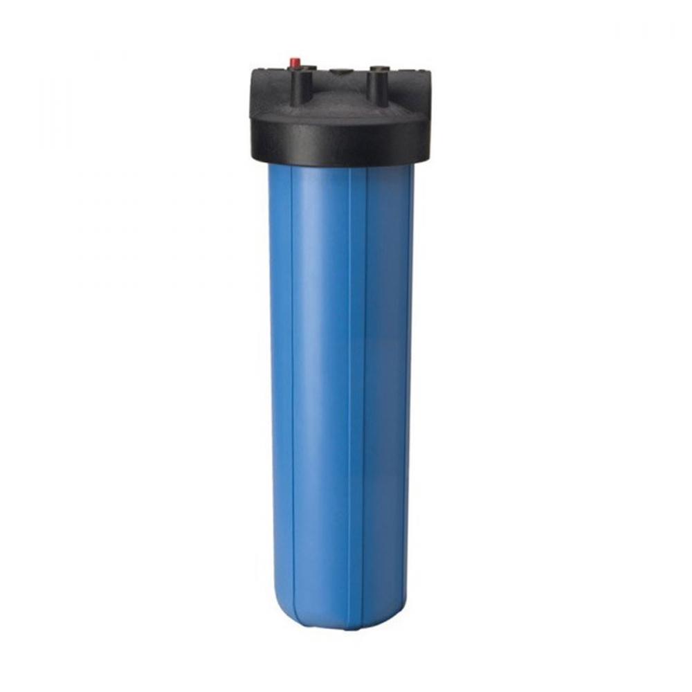 На зображенні Фільтр Organic Big Blue 20 з картриджем від сірководню