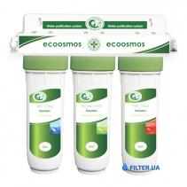 На зображенні Система ультрафільтрації Standart Green Line Екоосмос